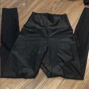 American Apparel black leggings